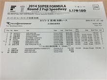 Super car race 2014 Rd.3