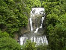 40年ぶりの袋田の滝