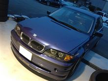 BMW アルピナ B3 RECS(^-^)/
