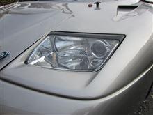 Diablo GTR ヘッドライトカバー(Headlight Trim)
