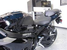 バイクセキュリティ「Merlin3000」で安心な日々を~GSX-R750編