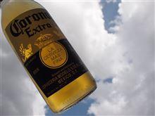 外で飲むビールは
