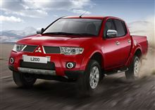Mitsubishi Triton / L200 1.1 Million sales Milestone : Thailand ・・・・