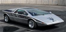 ブサかっこいいスーパーカー/ Maserati Boomerang