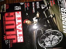 車雑誌に小さく写ってました(^-^)