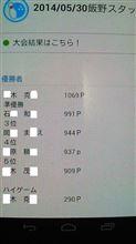 今月最後の飯野スタッフチャレンジマッチで 久々の優勝でした
