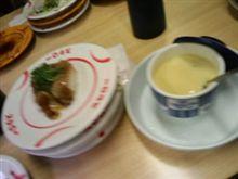 お寿司&茶碗蒸し
