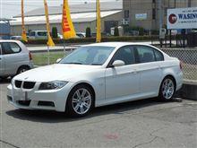 黒い悪魔にさようなら...BMW E90 クランツ製 ジガベーシック