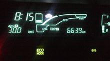 満タン、「1,000キロ」、達成に・・・・・・・・・!