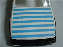 AE86トレノの製作状況…ナンバープレートを作る!!