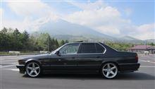 愛車紹介BMW735i