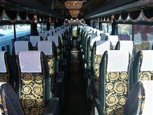 超豪華なバス!
