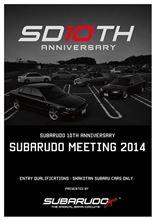 SUBARUDO Meeting 2014まで、あと1週間!