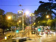香港トラムの写真