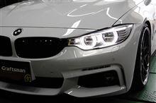 BMW435iのコーディング