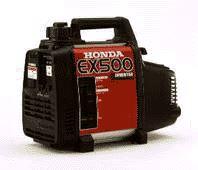 ホンダEX500 キャブレター分解整備
