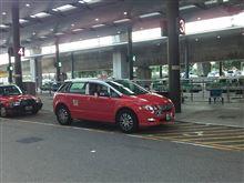HKタクシー(電気)