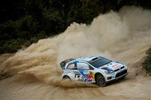 セバスチェン・オジエ(#1 ポロR WRC)、WRCラリー・イタリアで見事勝利!