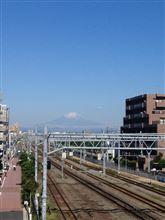今日富士山。14,6,13