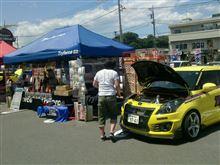 スポーツコンパクトフェア2014 in SA厚木(^^)