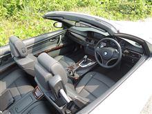 BMW E93 初体験 ^^;