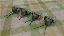 スピーカー配線、プラスコードメモ