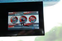 気圧と・・標高と・・吸気温度