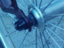 最初の一歩 ハブ・ベアリング化(自転車)