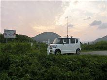 JCC2728兵庫県宍粟市18MHz移動運用