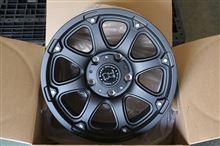 今日のホイール TSW BlackRhino Glamis(TSW ブラックライノ グラミス) -トヨタ ランドクルーザー用-