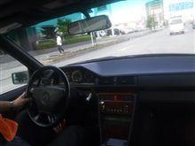 W124メルセデスベンツ500 E