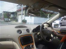 R230メルセデスベンツSL350