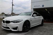 BMW M4納車