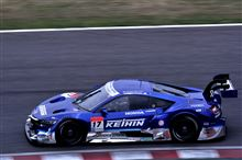 SUPER GT 公式テスト 鈴鹿サーキット '14.6.27。