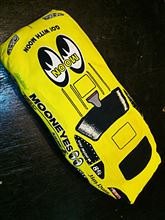 ムーンレーシングカー!!