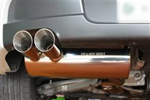 BMW E87 130 マフラー取り付け&GG調律!