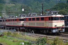 大井川鐡道の気になる電気機関車