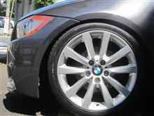 BMW純正Vスポーク328 18インチ