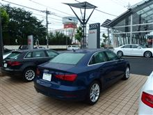 New Audi A3 1.8 TFSI quattro 試乗(私情?)記