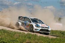セバスチャン・オジエ&アンドレアス・ミケルセン、WRC第7戦 ラリー・ポーランドで1-2フィニッシュ!