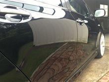 ヴィッツ今年46回目の洗車