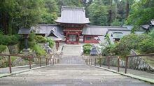 6時半に、上州の国 『 一ノ宮 』 妙義山麓の「貫前神社」に参拝・・・!