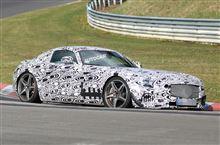 【スクープだより】AMG GT、2つのグレードをラインナップへ
