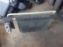 E83 X3 エアコン修理の続き