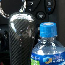 ドライブ中の飲み物は?