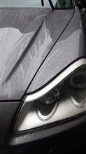 洗車&LED装着♪