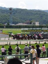 夏の福島競馬