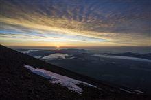 富士山御殿場口 トレッキング
