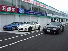 【14年第24/25走】SUGOチャンピオンカップレースシリーズ ロードスターカップ東北シリーズに参戦