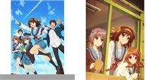 【涼宮ハルヒの憂鬱】アニメ版の最新版権絵が公開されたぞい!(`・ω・´)【BD-BOX】